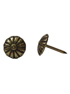 Daisy High Dome Polstring Nails - 11mm