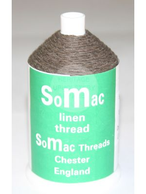 Somac Linen Tråd Brown