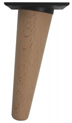 Norse Tapered Angled Furniture Legs